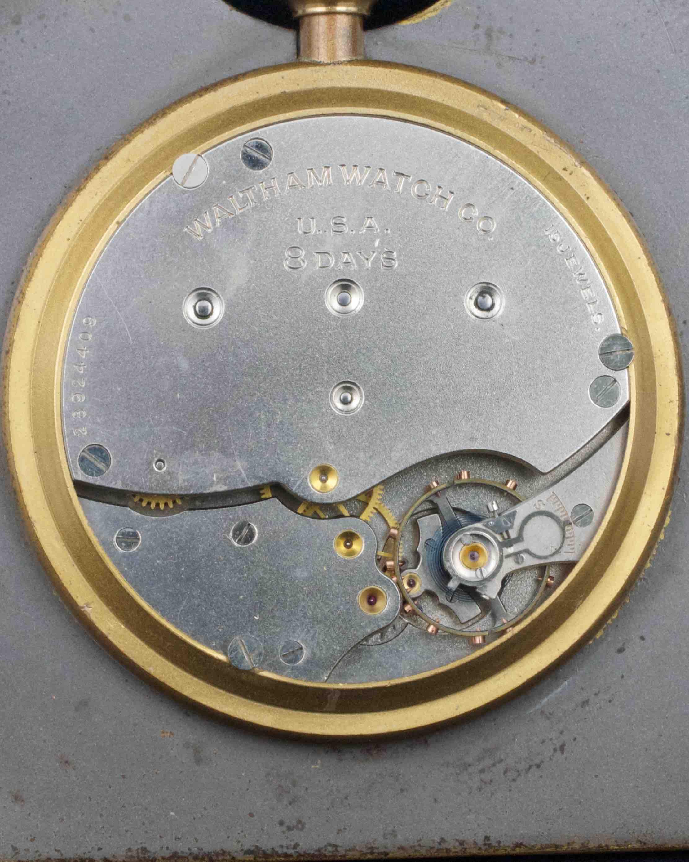 waltham 1936 la clinique horlog re service et vente de montres porrentruy jura suisse. Black Bedroom Furniture Sets. Home Design Ideas