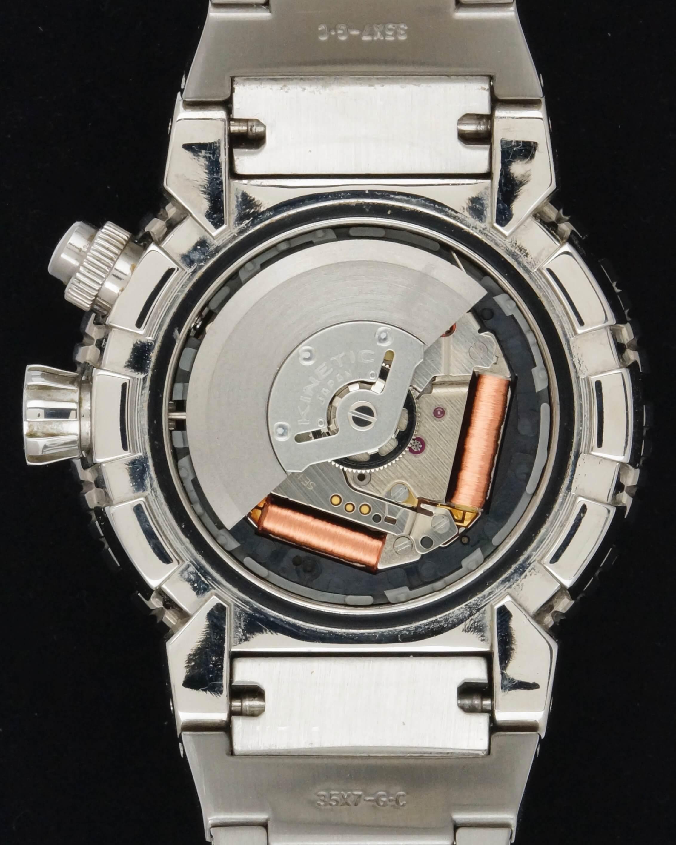 seiko kinetic la clinique horlog re service et vente de montres porrentruy jura suisse. Black Bedroom Furniture Sets. Home Design Ideas
